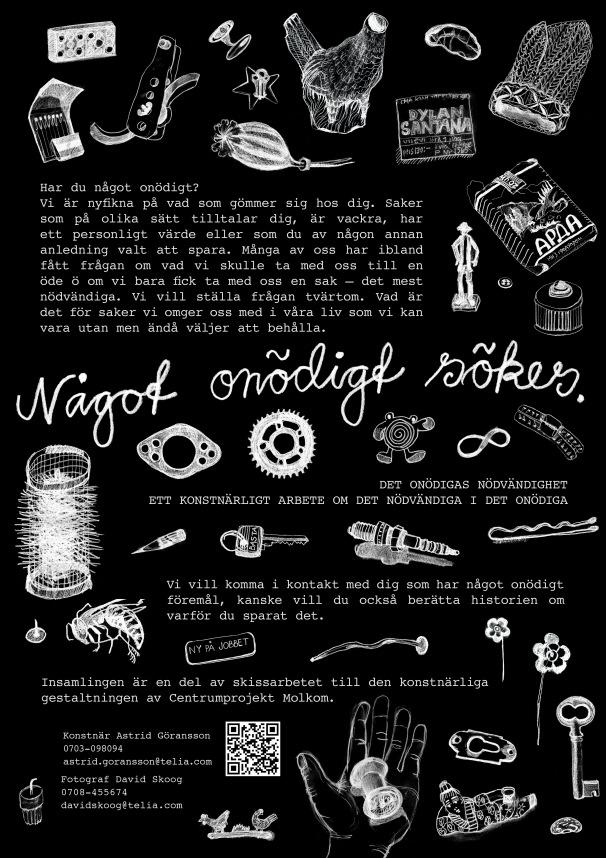 Poster Molkom
