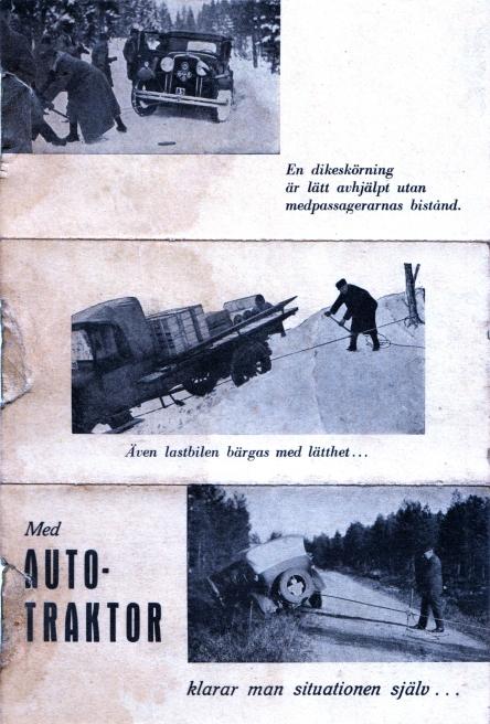 Auto Traktor fix